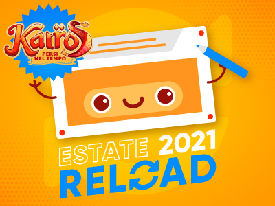 Estate ragazzi e grst 2021 - Kairos reload